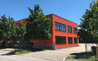 Gebäude imed medical GmbH